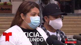 La Mamá De Vanessa Guillén Informa Sobre La Búsqueda De La Soldado Latina Desaparecida |  Telemundo