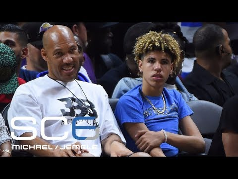 LaVar Ball pulls LaMelo out of Chino Hills | SC6 | ESPN