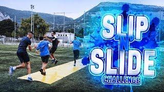 SLIP 'N' SLIDE FOOTBALL CHALLENGE (Eau et savon)