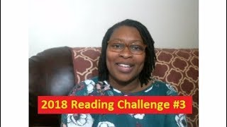 2018 Reading Challenge #3 – February Wrap-Up
