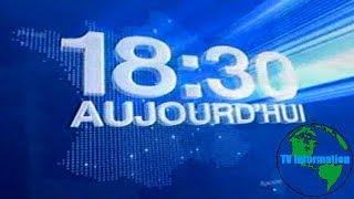 France 3 - 18H30 Aujourd'hui