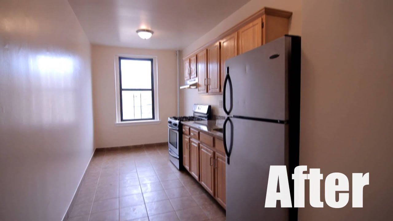From Filthy Dirty And Garbage Everywhere To An Impeccably Clean Gorgeous New York City Apartment