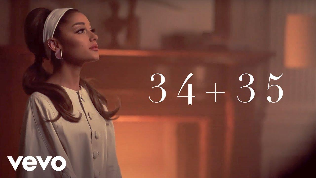 Ariana Grande - 34+35 (Music Video)