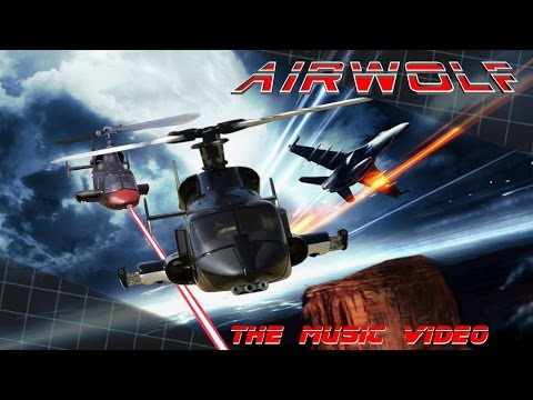 how to play airwolf theme on guitar
