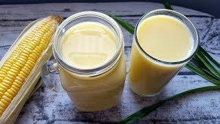 Cách Làm Sữa Bắp ( Sữa Ngô) Thơm Ngon ,Sánh Mịn| Góc Bếp Nhỏ