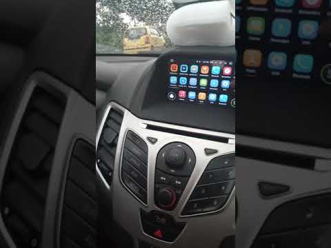 Ford fiesta radio android Bogotá Colombia