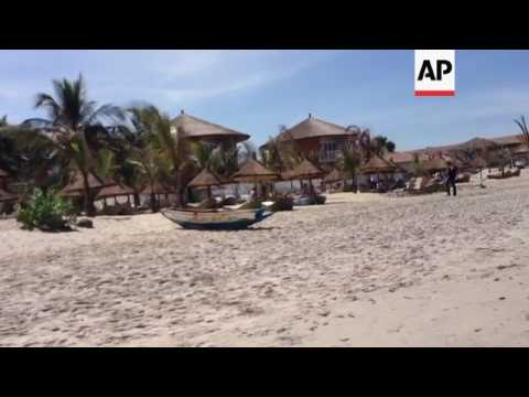 Tourists flee Gambia amid turmoil