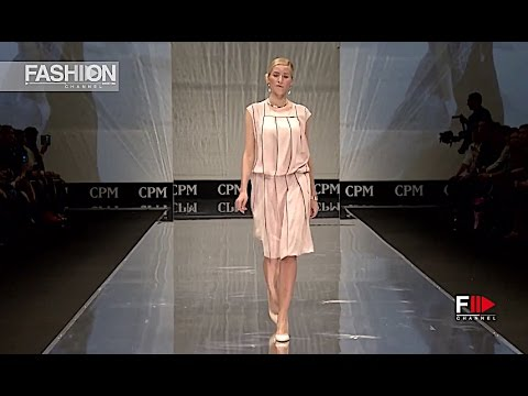 CATERINA LEMAN CPM Moscow Fall Winter 2017 2018 - Fashion Channel