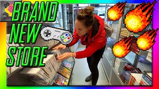 **BRAND NEW STORE** Retro Game Hunt   SNES, NES, Dreamcast, PS1 games and more!