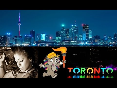 Jasmine Denham - Ensemble on Est Immense (Official Toronto 2015 Pan Am Theme)