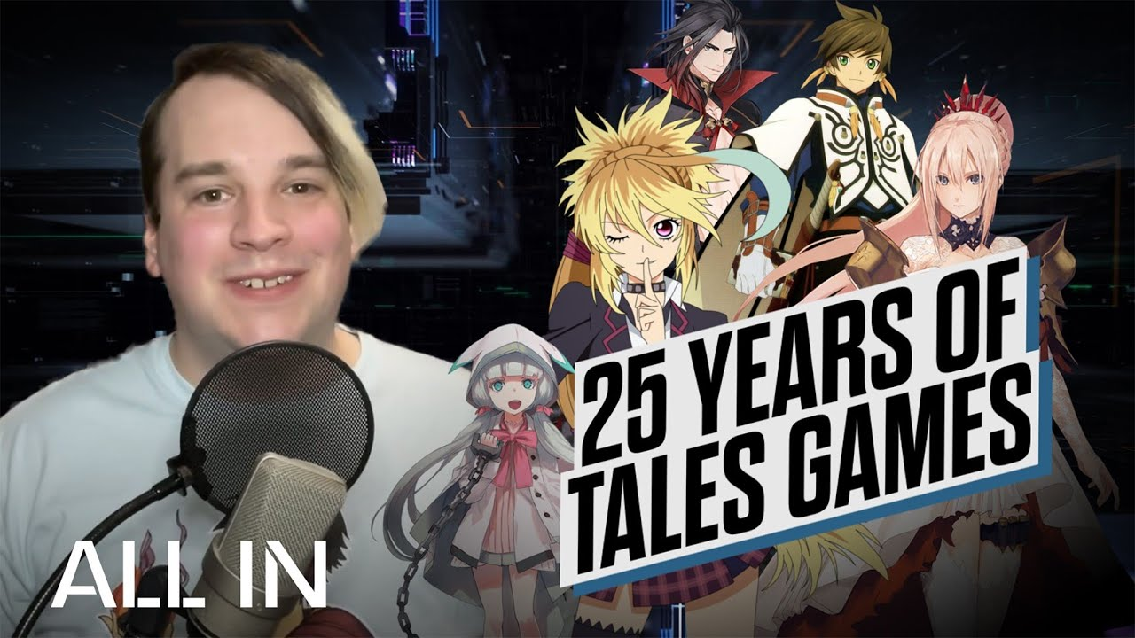 Do you really know the history of the Tales series?