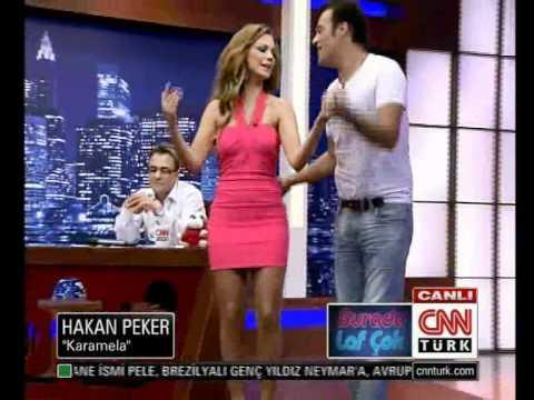 Hakan Peker & Nez - Karamela { Burada Laf Çok } 03.08.2011