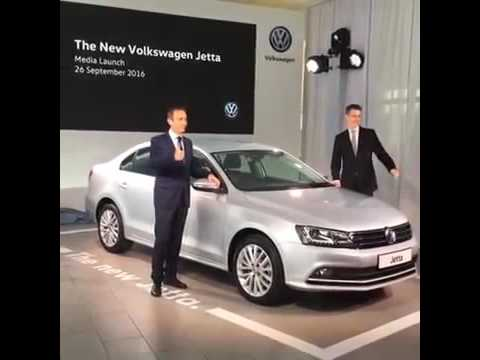 Watch the Malaysian launch of the Volkswagen Jetta facelift