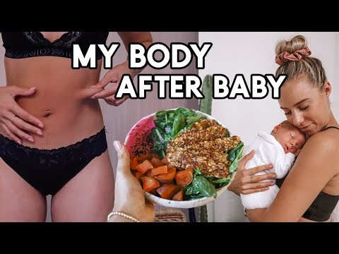 *Real & Raw* What I Eat In a Day | Body Update (detailed + up close)