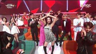Download Video BTS, GFRIEND Reaction to Sunmi Gashina! MBC Gayo Daejaejon MP3 3GP MP4