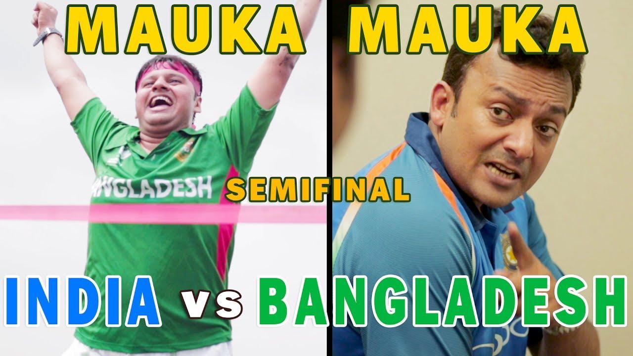 India vs Bangladesh Champions Trophy semifinal 2017