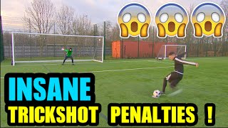 AMAZING Trickshot Penalties!
