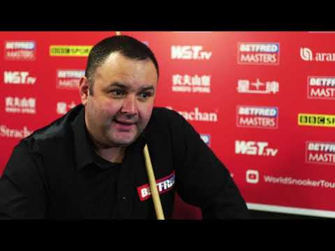 Maguire Upsets Jester To Reach Last Eight!