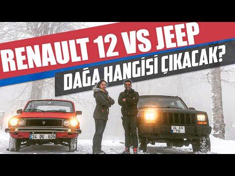 Doğan Kabak | Renault 12  Toros vs Jeep | Hangisi Dağın Zirvesine Çıkabilecek?