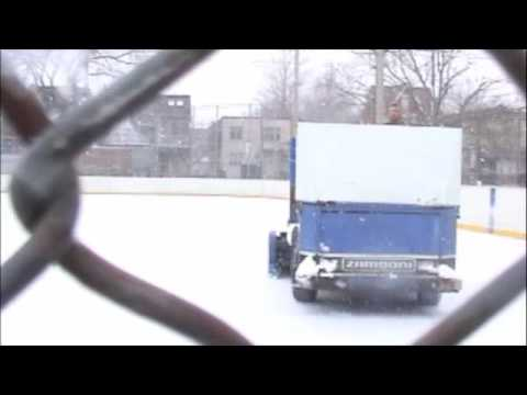 Hockey at Bathurst Toronto Ontario