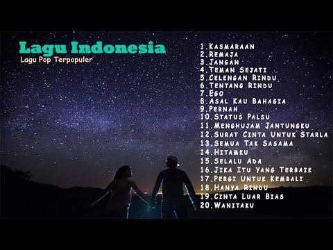 Kumpulan Top Pop Indonesia Paling Populer Lagu Terbaru Tahun 2020 | Lagu Pop Terpopuler Tahun 2020
