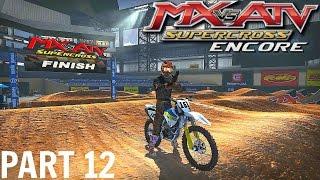 MX vs ATV Supercross Encore! - Gameplay/Walkthrough - Part 12 - KTM And Husqvarna DLC!