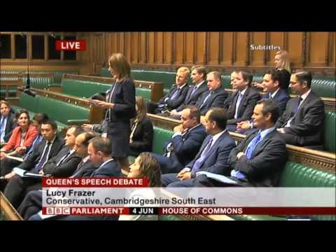 Lucy Frazer's disgusting remarks about Scotland