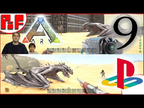 🐣   Ark PS4 Part 9  🐣  End Of Series! Wyvern! Kid Friendly Ark Survival Evolved Family Gaming