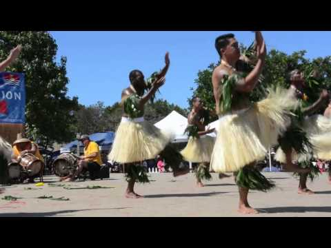 LEIISA at Pacific Islander Festival 2014