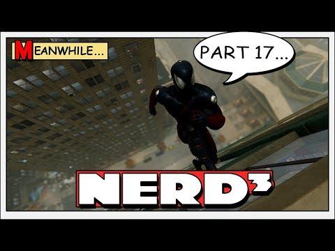 Nerd³ is Spider-Man - 17 - Burn Room