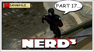 Nerd³ is Spider-Man - 17 - Burn Room