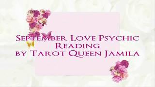Virgo September 2017 Psychic Love & Relationship Reading