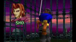 Battle Arena Toshinden 3 - Sho Shinjo playthrough