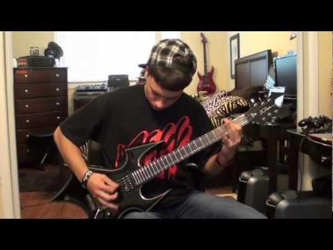 All That Remains - This Calling (Guitar cover) *HD*
