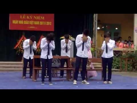 Nhạc kịch Thứ ba học trò - A4K12 THPT Đông Anh