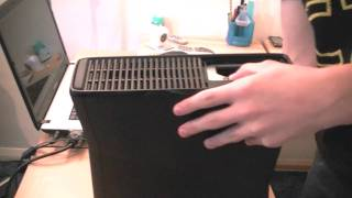 How To Remove/Replace Xbox 360 Slim Hardrive