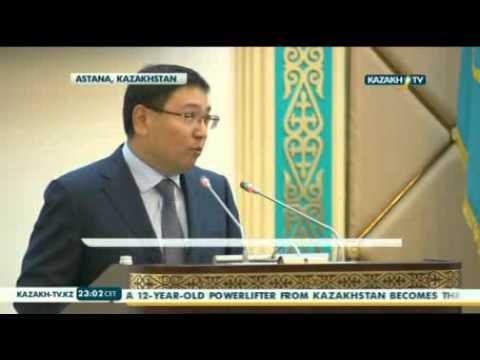 Kazakh Senate approves several draft laws