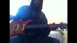 Janelle Monae Ft. Miguel - PrimeTime (Guitar Tutorial)