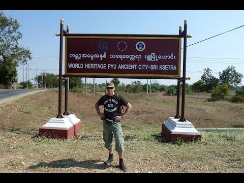 Myanmar ( Burma ) 2014/15, Katha - Bhamo - Pyay - Yangon, part 2/2 !