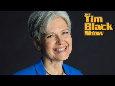 Jill Stein Joined Russia To Help Trump Win?