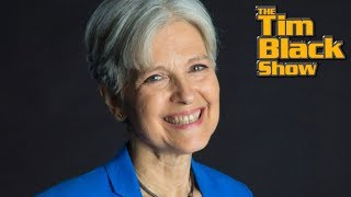Jill Stein Joined Russia To Help Trump Win?