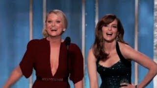 Golden Globes 2013 - Apertura (Tina Fey-Amy Poehler) SUB ITA