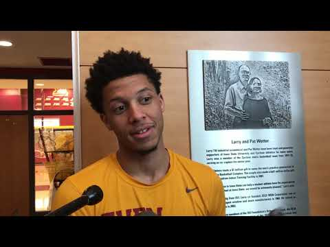 Dave Sprau - VIDEO: ISU Guard Lindell Wigginton