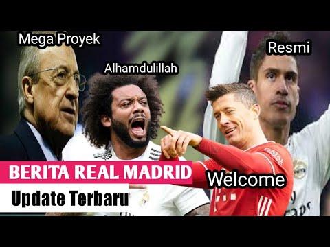 Download REAL MADRID SOLID‼� WELCOME ‼� Striker Kelas WAHID Bundesliga �RESMI‼� Punya BANDEROL 52 juta£🔥