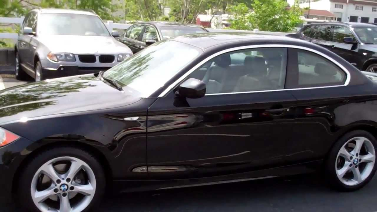 2010 bmw 128i coupe 6 speed manheim imports