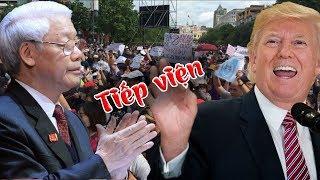 Tin cực vui: Mỹ đem quân tiếp viện cho Việt Nam, quyết thực hiện thành công cuộc tổng biểu tình 2/9