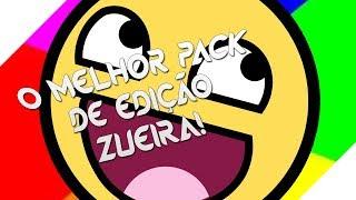 ✘ O MELHOR PACK DE EDIÇÃO ZUEIRA DE 2018 - [ CHROMA KEYS, MEMES E EFEITOS SONOROS! ]