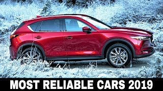 Top 10 Cars with Superior Reliability Scores in 2019