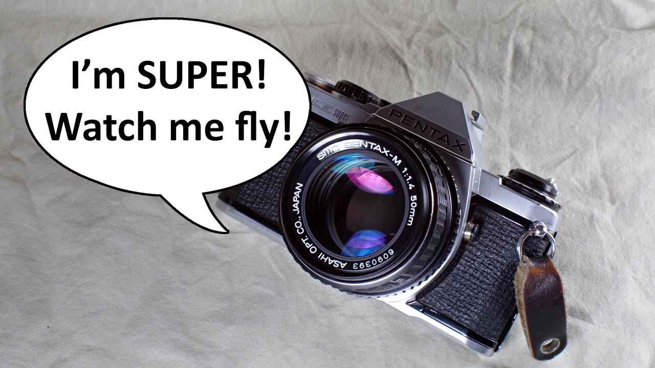 Introduction To The Me Super Video 1 Of 2 Youtube Pentax K1000 Diagram Related Keywords Suggestions