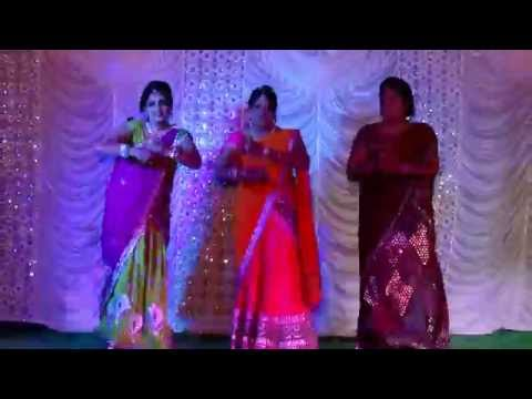 Sisters Dance in Marriage of Brother